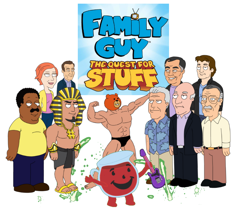 list of family guy characters