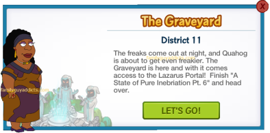 Graveyard District 11