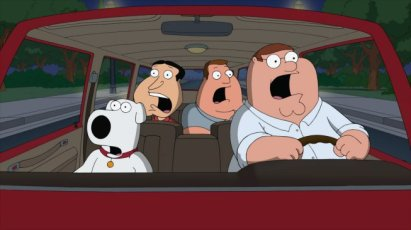 Brian Joe Quagmire Peter