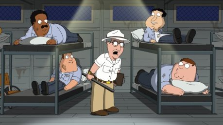 Cleveland Joe Quagmire Peter