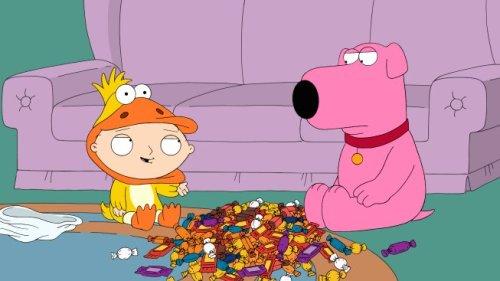 Brian Stewie Halloween
