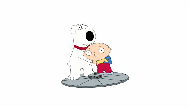 stewie s time machine