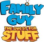 NEW ASSET -- The Quest For Stuff Title Art