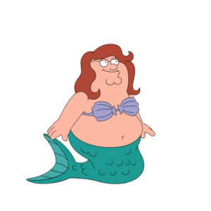 peter(mermaid)-