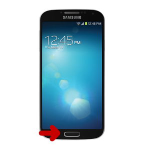 Samsung GS4 Home Button