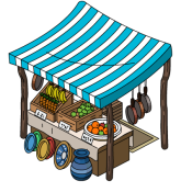 Exotic Snack Stall