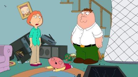 Lois stewie peter
