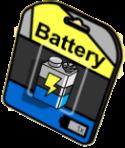 1 pack battery