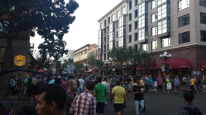 Gaslamp Quarters SDCC 2014