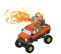 Blam! Super Truck