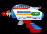 Zapper Gun Charged