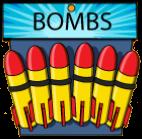 6 Bombs