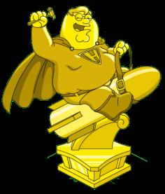 bomber trophy