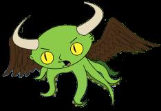Demon Stewie 3