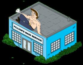 Fillion's Maid Service