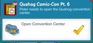 Quahog Comic-Con Part 6
