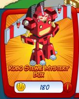 Robo Stewie Mystery Box