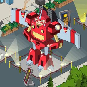 Robo Stewie