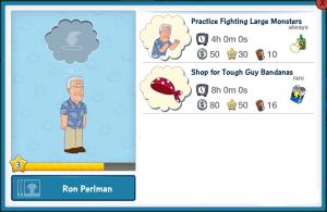 Ron Perlman Battery Pesticide Tasks