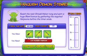 Vanquish Demon Stewie Screen 2