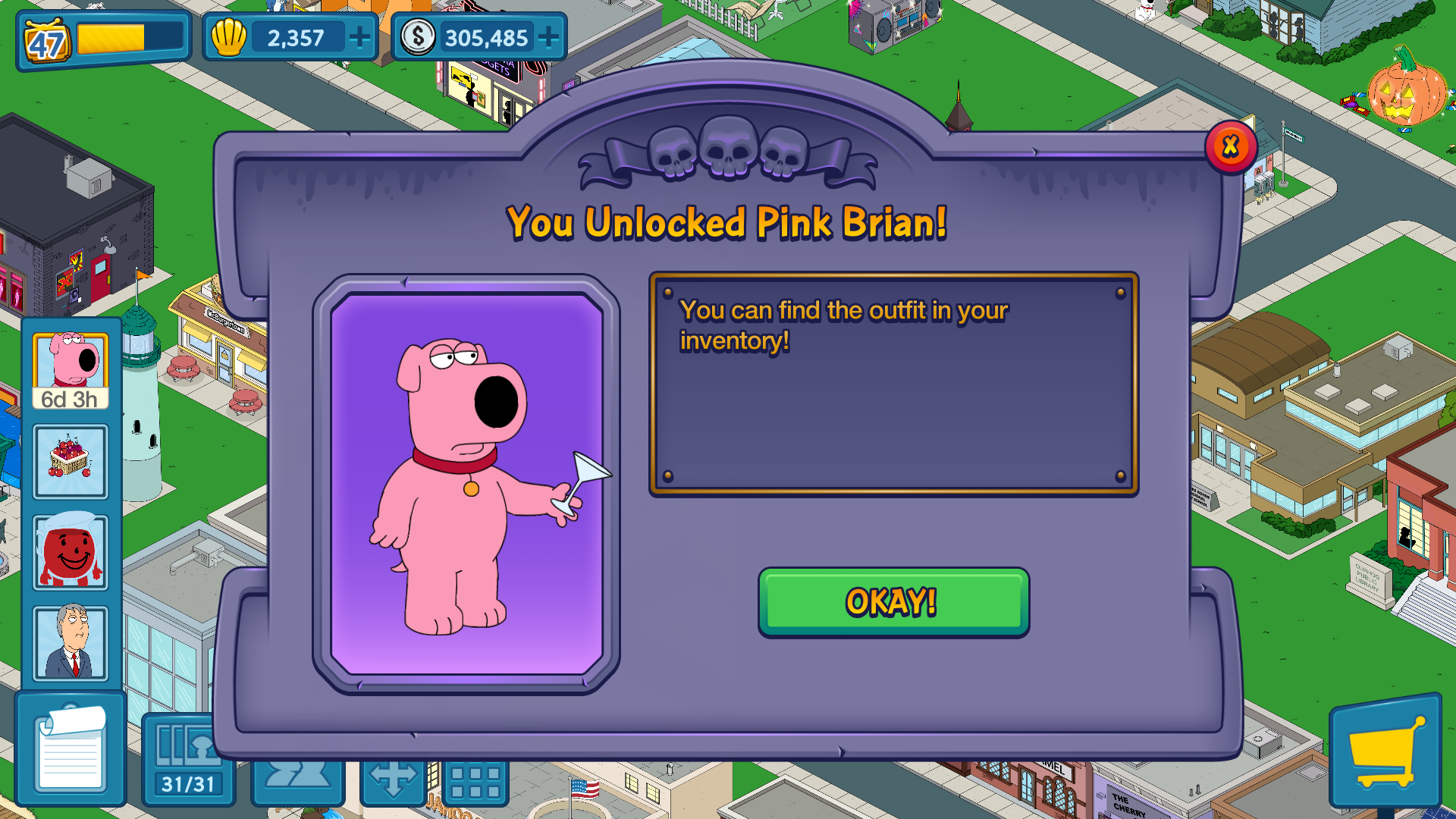 Tqfs Halloween 2014  Family Guy Addicts-3468