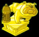 Alpha Dog Trophy