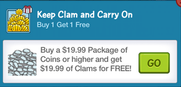 clam deal