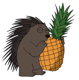 Dancing Porcupine 2