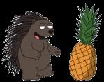 Dancing Porcupine