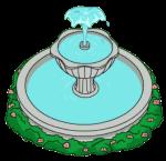 Elegant Fountain