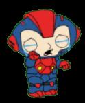 Stewie Iron Baby 15