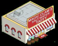Magic Clams Salt Water Taffy