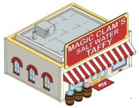 Magic Clams Salt Water Taffy