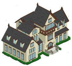 Mayor West's Mansion