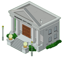 Quahog City Hall