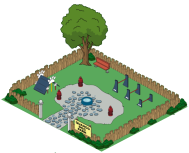 Quahog Dog Park