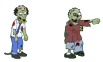 Chomps the Zombie 1