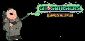 Ghostbusters in Quahog