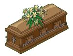 Ghostly Coffin