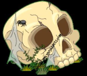 Huge Freaking Skull