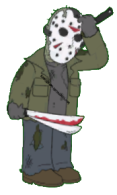 Jason Voorhees Pick A Weapon