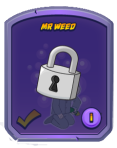 Mr Weed Locked