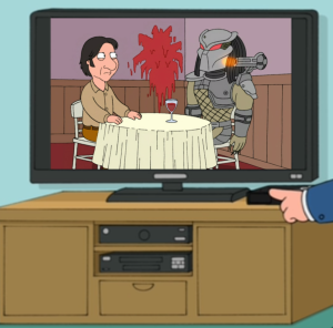 Predator vs Kramer