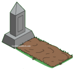 scary tomb