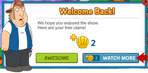 Carl Welcome Back Watch More