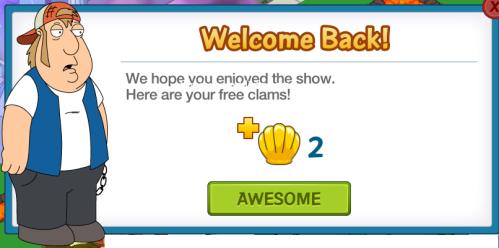 Carl Welcome Back