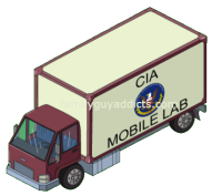 CIA Mobile Lab