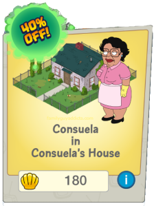 Consuela 40% Off Sale 180 Clams
