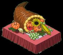 Cornucopia Float