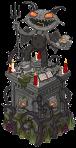 Creepy Stewie Statue Frankenstein Mystery Box